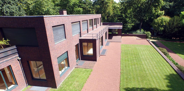 Drohnenvideos NRW - Haus Esters Krefeld